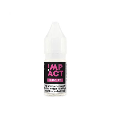 Bubbles By Impact E-Liquid.