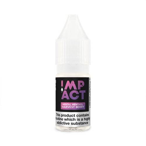 Mental Menthol Harvest Berry By Impact E-Liquid