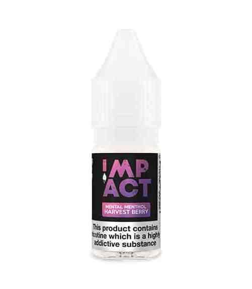 Mental Menthol Harvest Berry By Impact E-Liquid