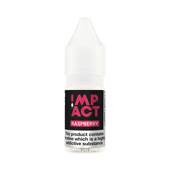 Raspberry By Impact E-Liquid