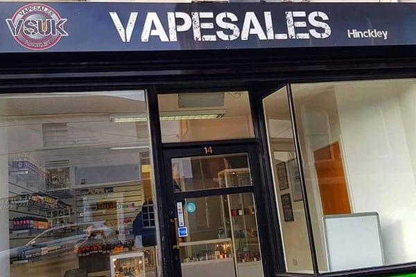 hinckley vape shop