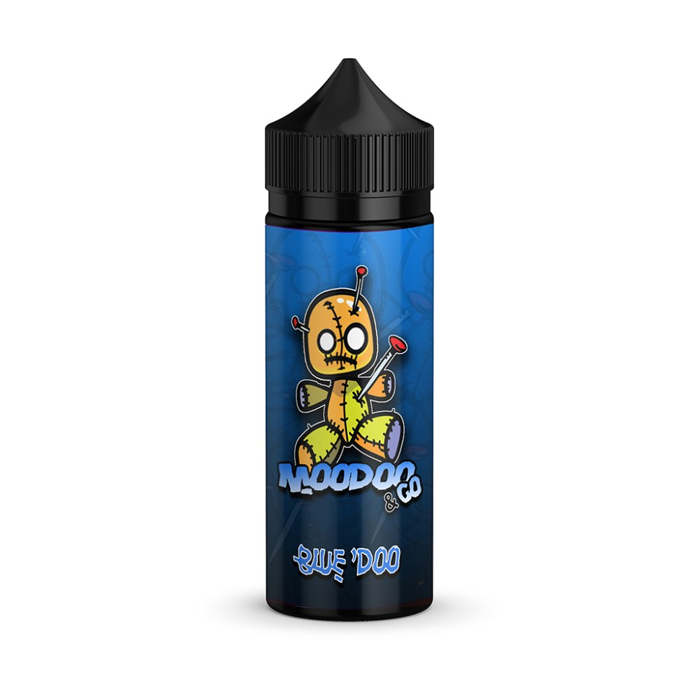 Blue doo by moodoo eliquid