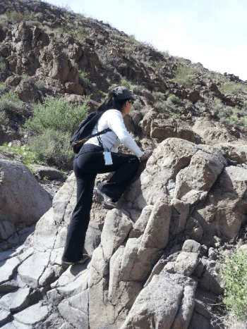 Modster hike