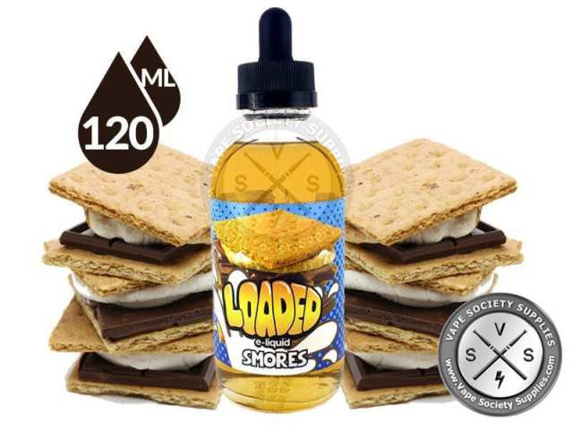 Smores Ejuice By Loaded E Liquid 120ml