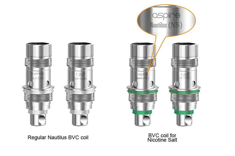Aspire Nautilus AIO Kit 1000mAh 12W With 4.5ml/2.0ml