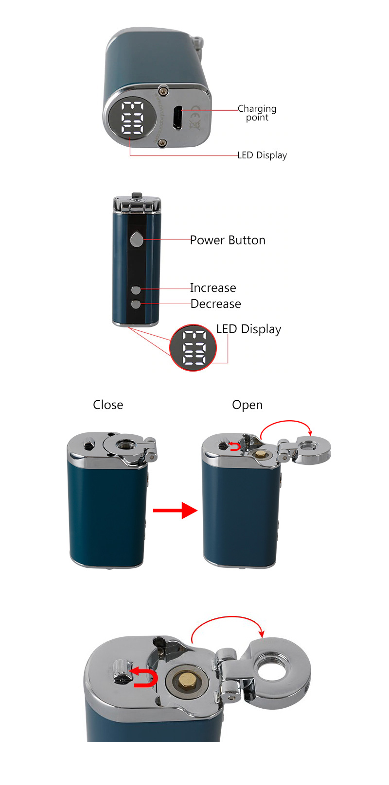 iStick 15w Special Edition Mod