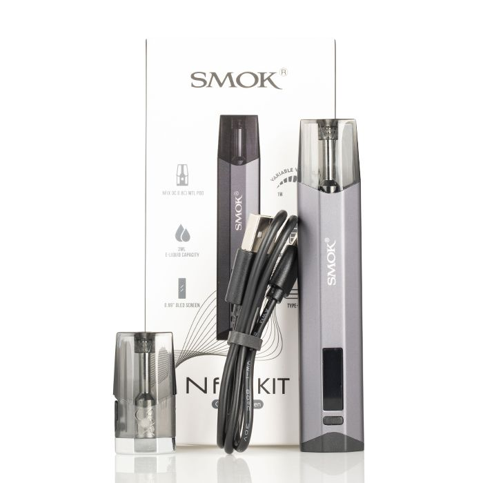 smok nfix pod system package content