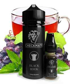 Dampflion Checkmate Longfill Aroma Black Rook 10ml