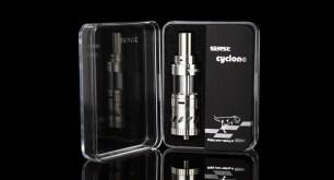 Authentic Sense Cyclone Sub Ohm Tank Clearomizer, ecigwarehouse, ecig uk, electronics cigarettes, e-ciguk, ukecigs, best ecig