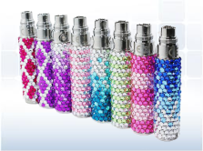 Colorful Crystal 650mah Diamond Battery, ecig, ecigwarehouse, vape, vapestyle, vapelife