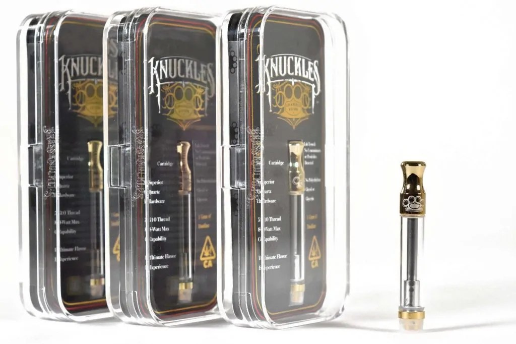 Brass Knuckles Empty Concentrate Cartridge (Canada ...