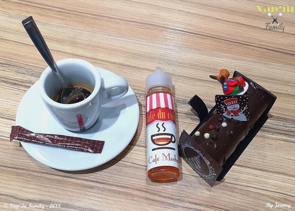 Café mocha - Café du coin  - Vap