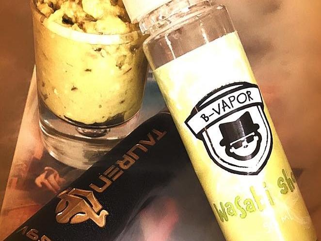 wasabi shot - B-vapor - Vap