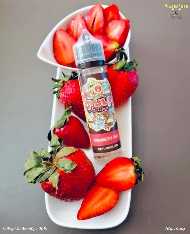 Strawberry Field - Pulp -Vap