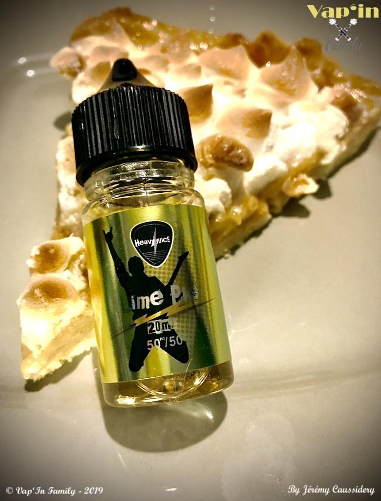 Lime pie - Heavy juice - Vap