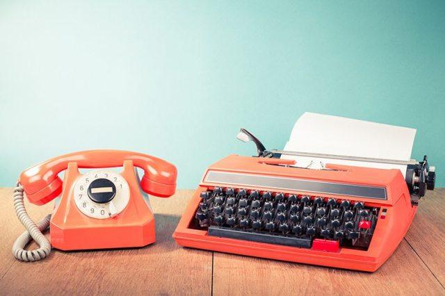 phone-typewriter