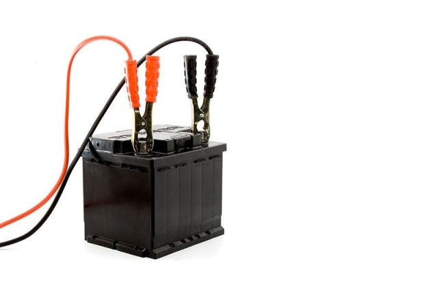 Improper-charging vape explosion