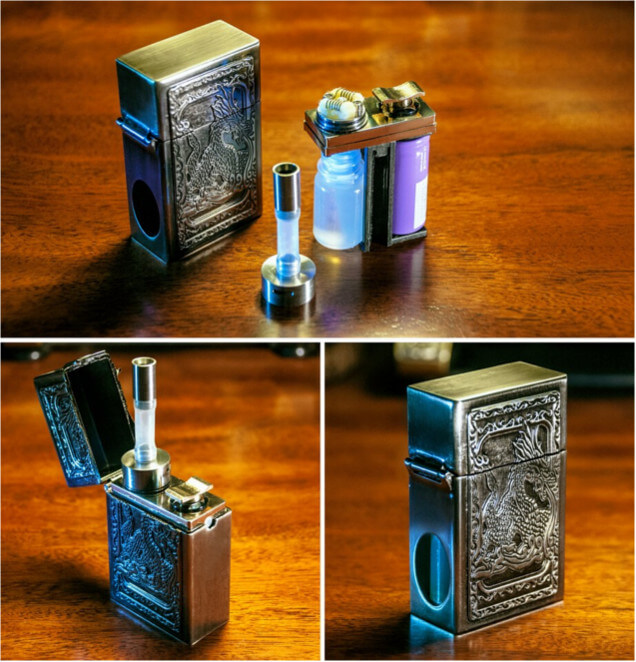 8 Craziest Vaporizers ECigs and Mods That You Never