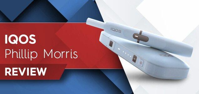 IQOS Phillip Morris Review