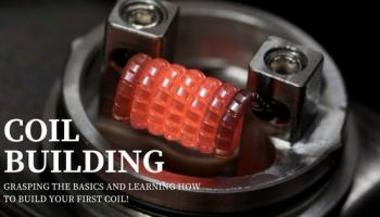 RDA Coil Wicking - Coil Wicking Tips & Tricks For That Perfect Vape