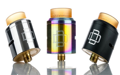 best rda for clouds and flavor