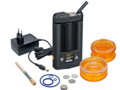 desktop dry herb vaporizer