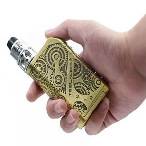 best dual 18650 regulated box mod