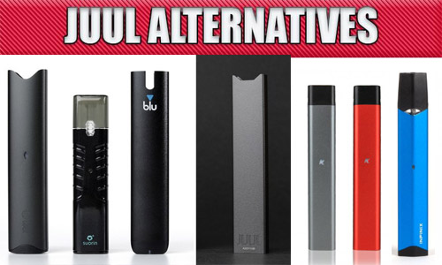 Best Nic Salt Device 2020.Best Juul Alternative 2020 10 Juul Like Vape Pods Juul