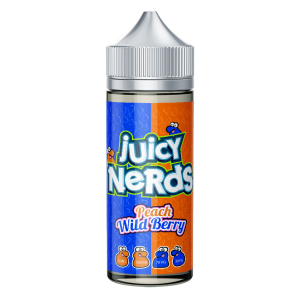 Juicy Nerds Peach Wild Berry