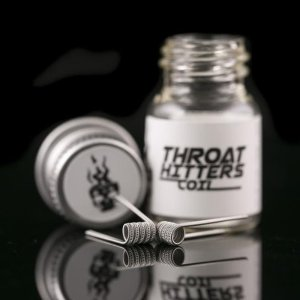 Throat Hitters Coil Staggered Fused Clapton