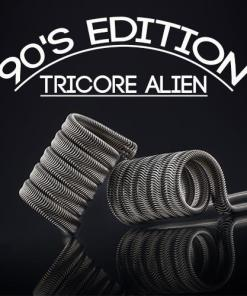 Resistencia Artesanal 90´s Tricore Alien