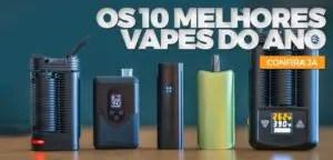 os 10 melhores vaporizadores de erva