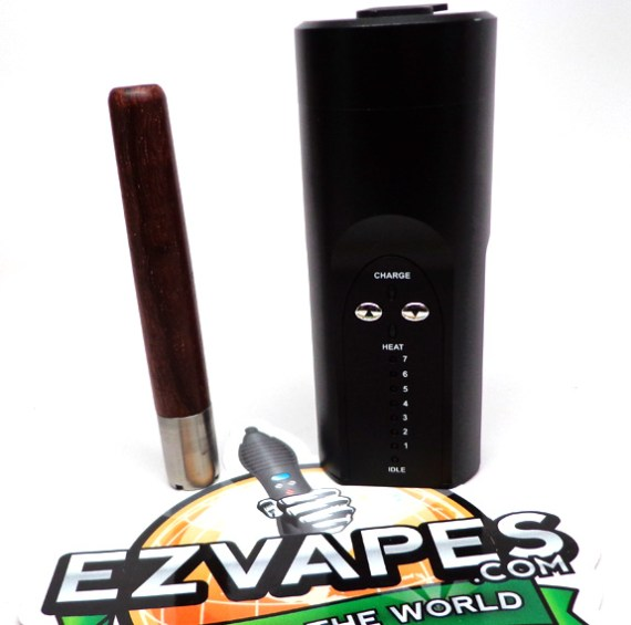 Arizer Solo Exotice Wooden Mouthpiece