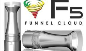 SToK F5 Funnel Cloud Cartridge (710 Threading)