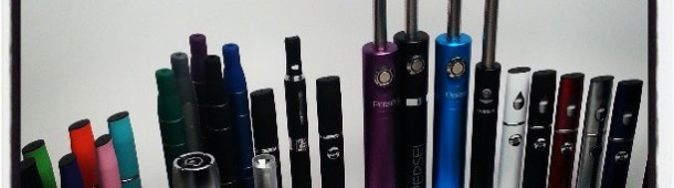 Vape pen family reunion!