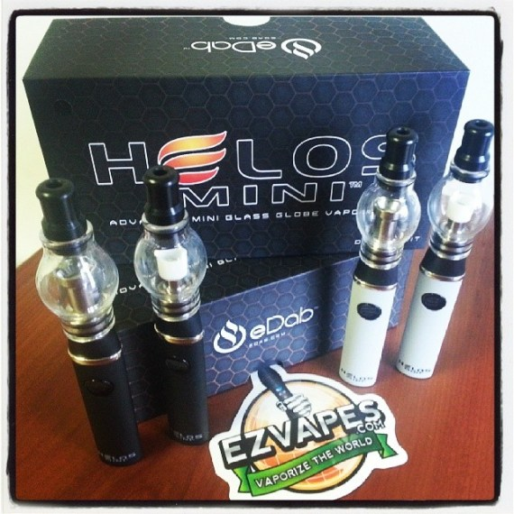 HELOS Mini: Which would you go with, Black or Vapor Grey?