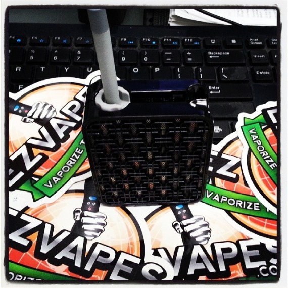 Wispr while you work! #vapelife #wispr #getonit