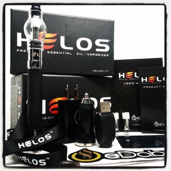 The HELOS Deluxe Set!