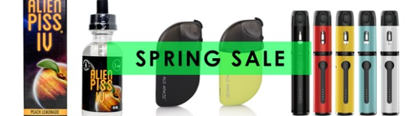 Spring Cleaning Sale 2018