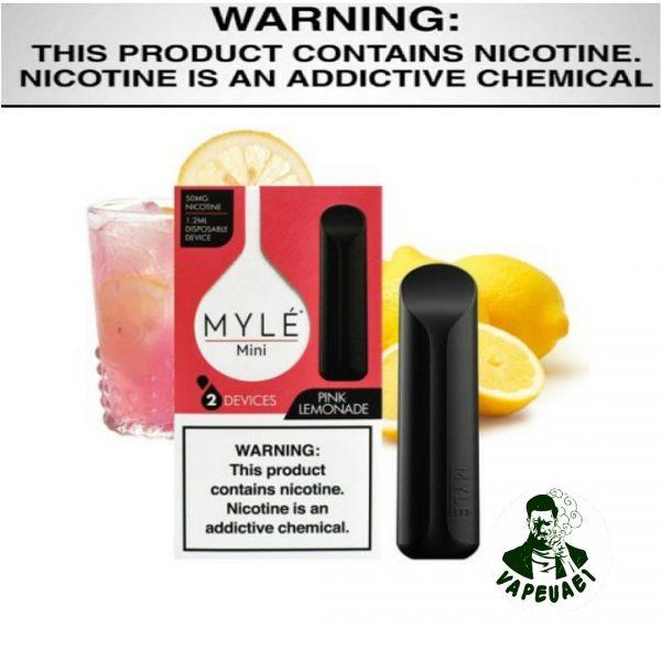 MYLÉ Mini Pink Lemonade