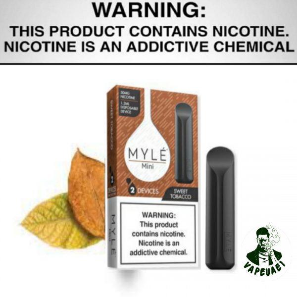 MYLE Mini Sweet Tobacco