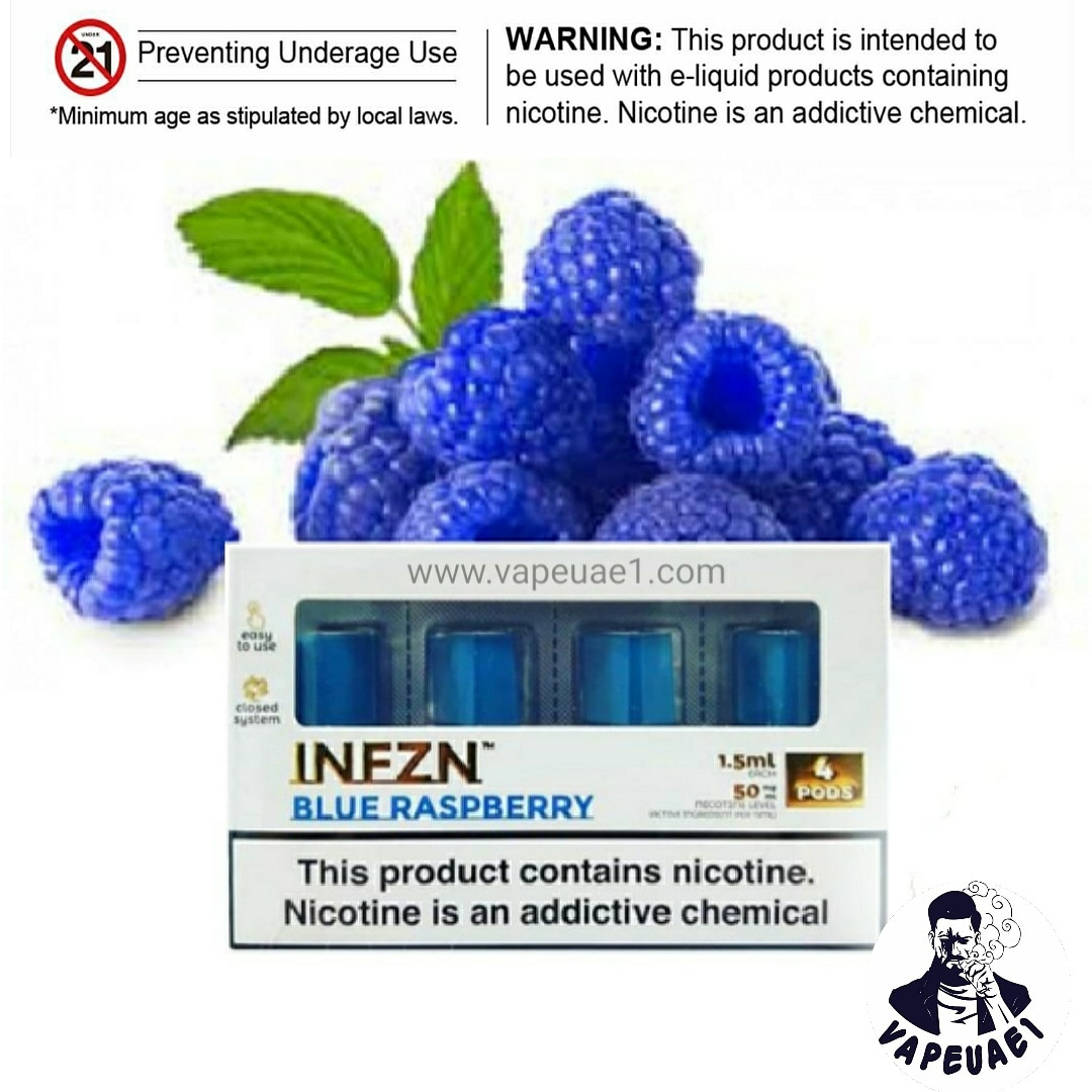 PHIXPODS BLUE RASPBERRY BY INFZN