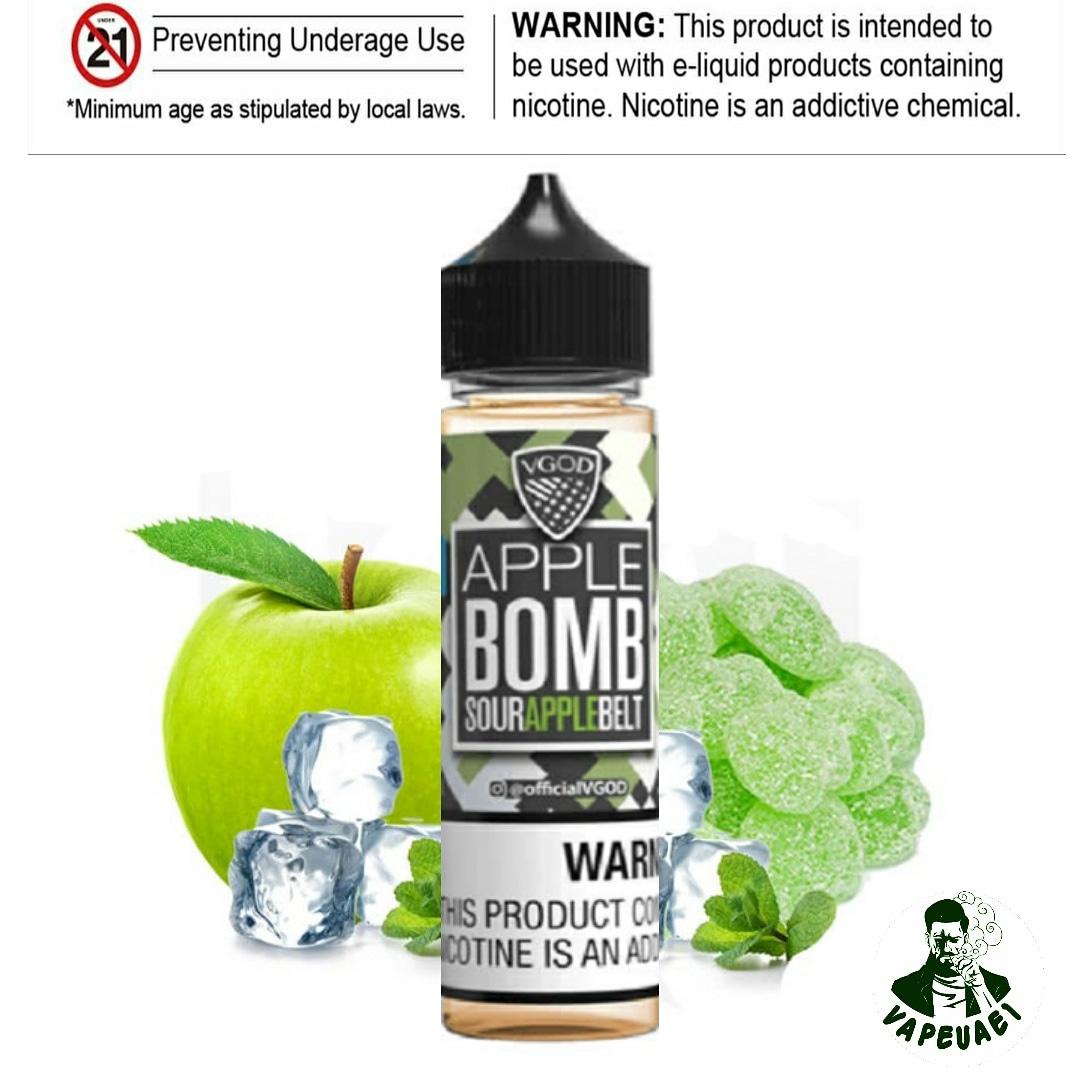 ICED APPLE BOMB BY VGOD