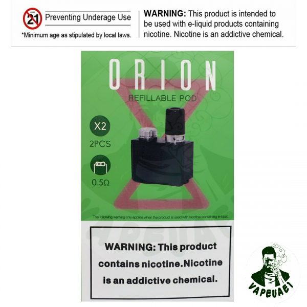 ORION DNA REPLACEMENT PODS