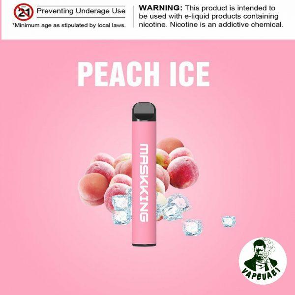 MASKKING PEACH ICE POD
