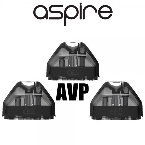 Aspire AVP Pod Cartridges