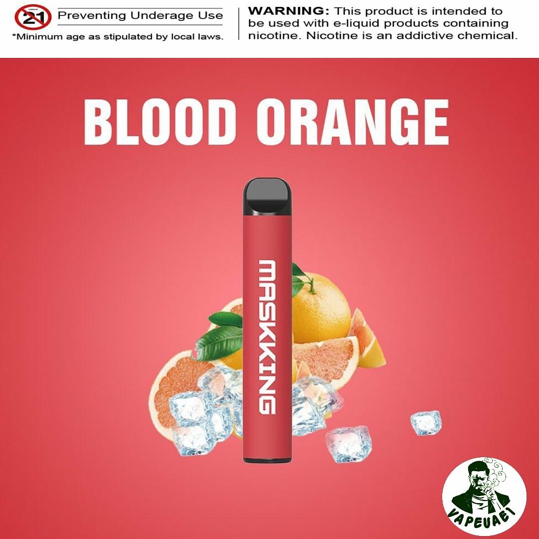 MASKKING BLOOD ORANGE POD