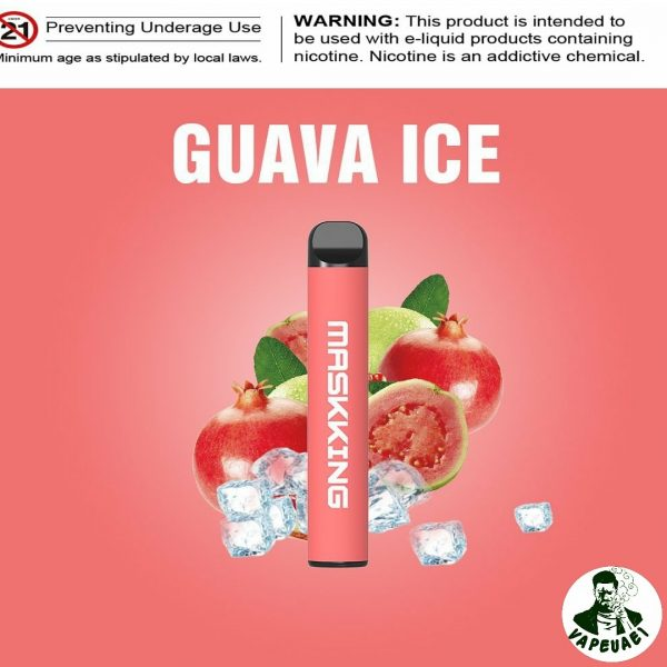 MASKKING GUAVA ICE POD