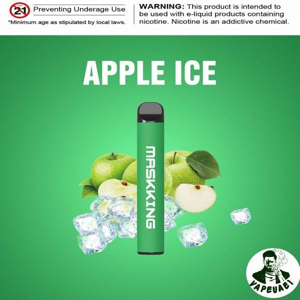 MASKKING APPLE ICE POD