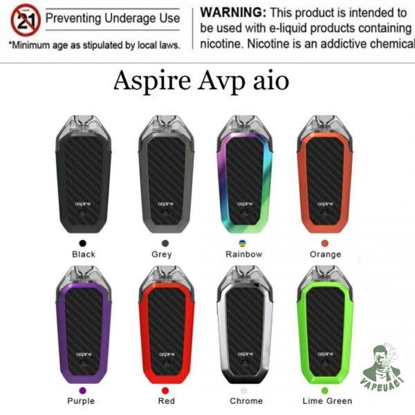Aspire AVP AIO Kit